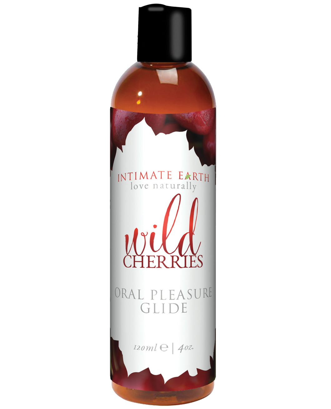 Intimate Earth Lubricant - 120 ml Wild Cherries