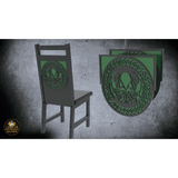 Depths of Cthulhu Decoration 2 Pack for Chairs - Elite Series