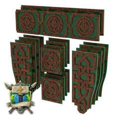 Celtic Knots Decoration - Elite Series-Table of Ultimate Gaming
