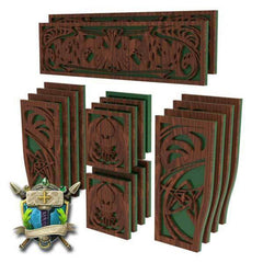 Depths of Cthulhu Decoration - Elite Series-Table of Ultimate Gaming