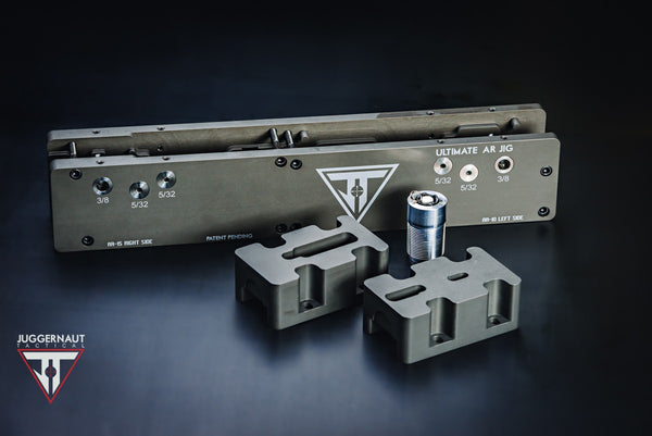 Juggernaut Tactical - 80% Lower Jig for AR-10 and AR-15 - Ultimate Jig