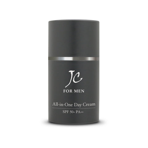 JC FOR MEN All-in-One Day Cream | 男士全效補濕防曬日霜