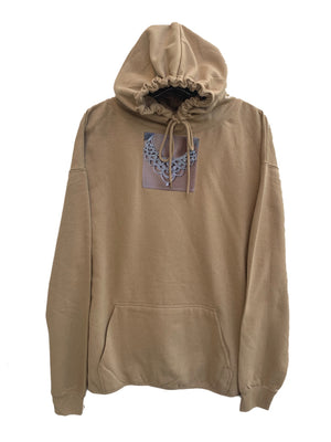 Necklace hoodie