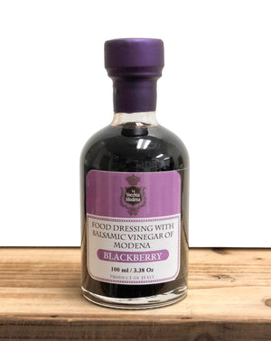 Balsamic Vinegar Of Modena with Blackberry