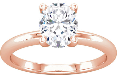 Solitaire (4-prong) Ring I