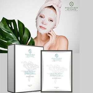 Award Winning Ice Plant Stem Cell Facial Sheet Masks