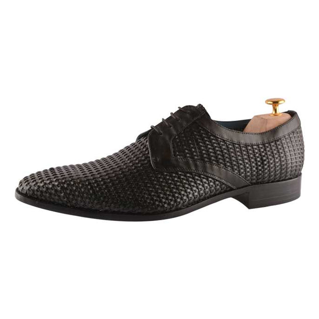 Formal Shoes For Men in Black : SMF0044-Black