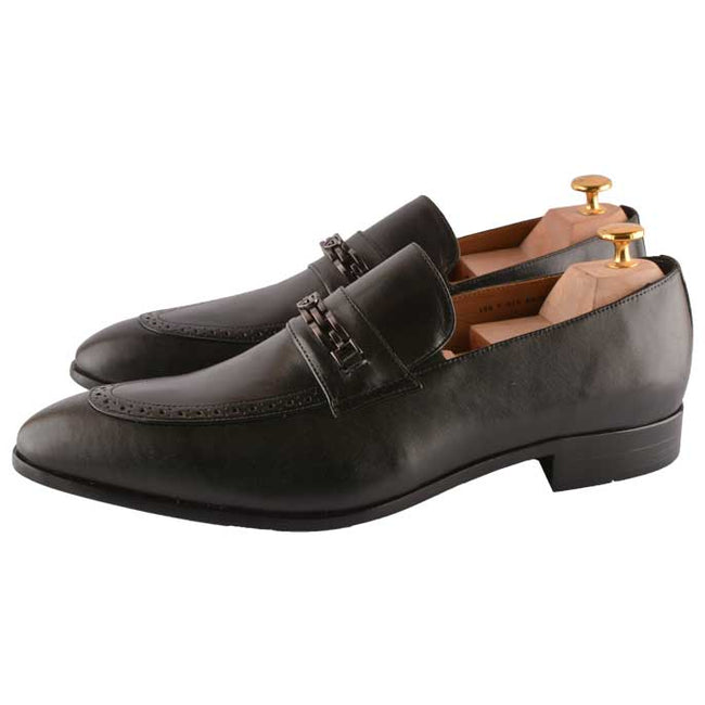 Formal Shoes For Men in Black : SMF0045-Black