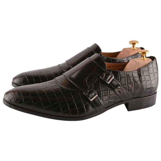 Formal Shoes For Men in Black : SMF0046-Black