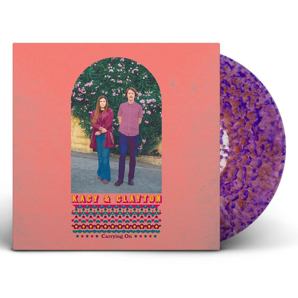 Kacy & Clayton - Carrying On [New West Exclusive Colored Vinyl]