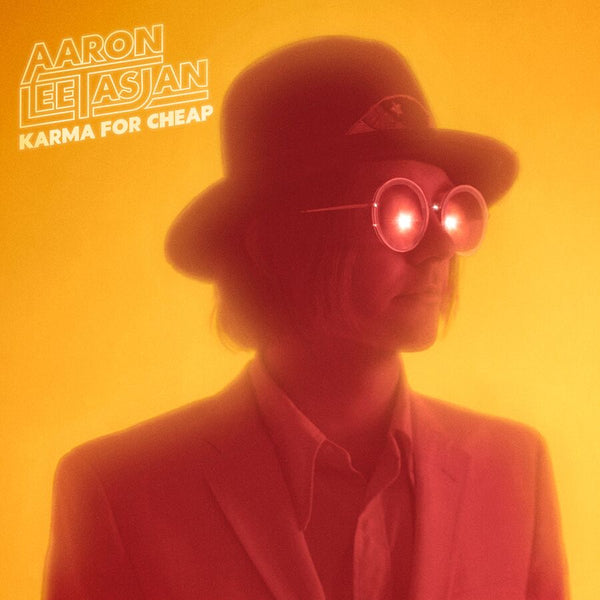 Aaron Lee Tasjan - Karma For Cheap [SIGNED Test Pressing]
