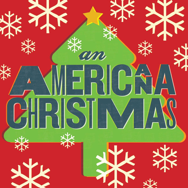 Various Artists - An Americana Christmas [CD]