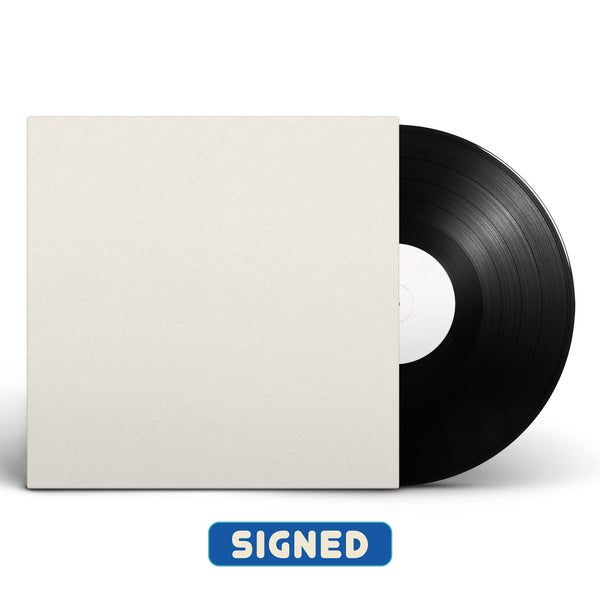 Dan Luke and The Raid - Out Of The Blue [SIGNED Test Pressing]