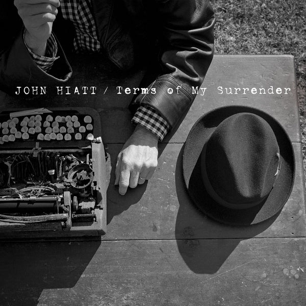 John Hiatt - Terms Of My Surrender [CD/DVD]