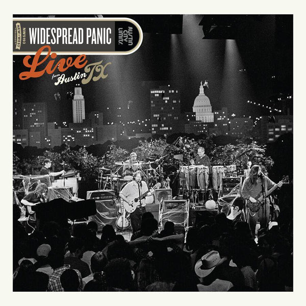 Widespread Panic Live From Austin Tx Vinyl New West