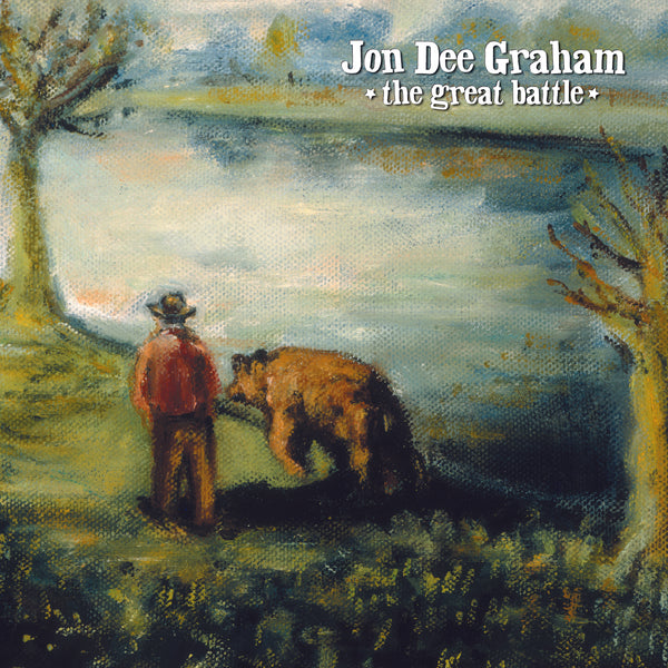 Jon Dee Graham - The Great Battle [CD]