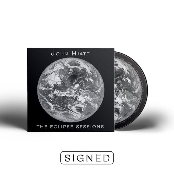 John Hiatt - The Eclipse Sessions [SIGNED CD]