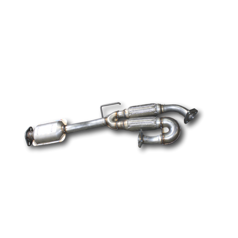 Nissan Murano 03-07 flex and catalytic converter