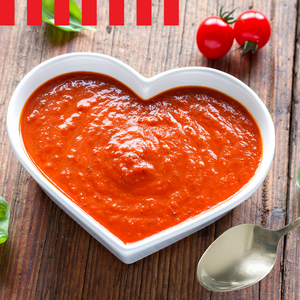 Hearty tomato soup - enlte.me