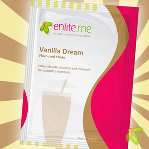 Vanilla Dream Healthy Comfort Food by enlite.me