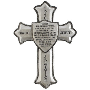 Armor of God Wall Cross