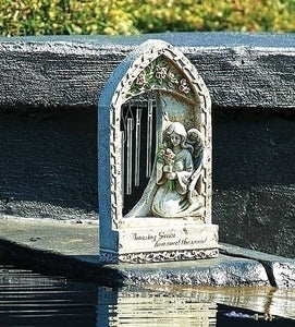AMAZING GRACE CHIME STATUE
