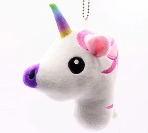 Hot Babies Unicorn Horse Keychain