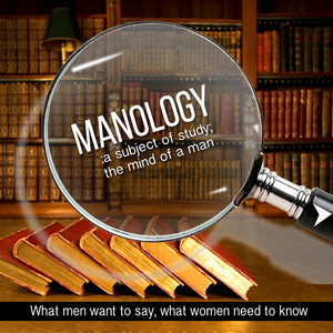 Manology Sermon Series CD