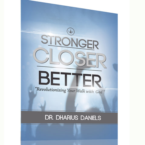 Strong Closer Better Resource Guide - Digital Download