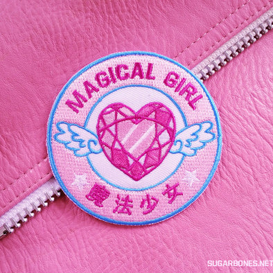 Magical Girl ♥ patch