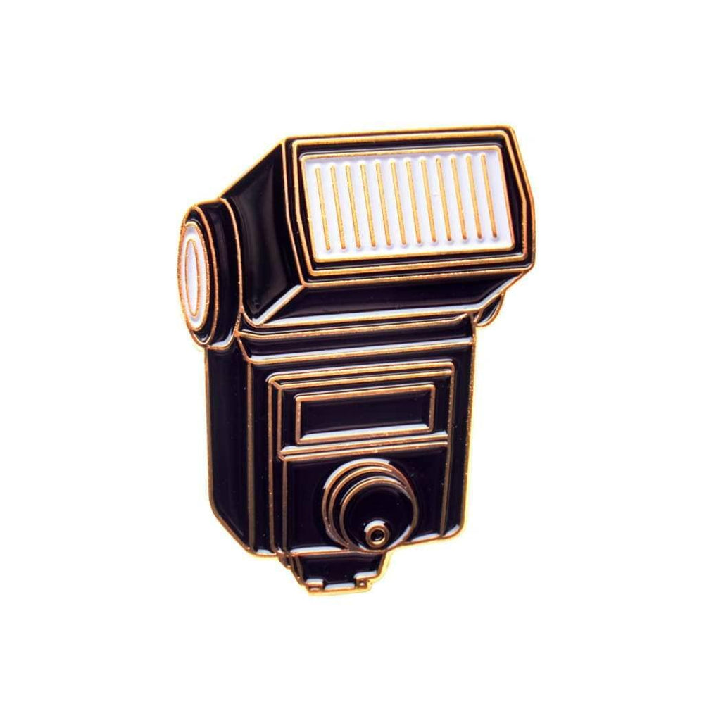 Vintage Flash Pin - pins