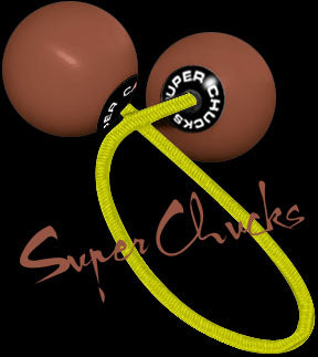 "Super Chucks - ""Chocolate Balls"""