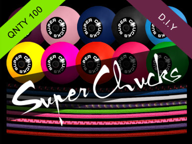 Dealer's Pack D.I.Y. Kit - 100 Super Chucks!