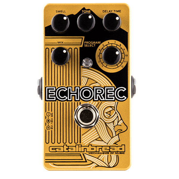 Catalinbread Echorec Echo Delay echoinox