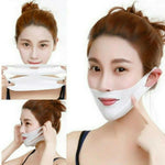 2 Pieces/Set Miracle V-Shaped Slimming Mask