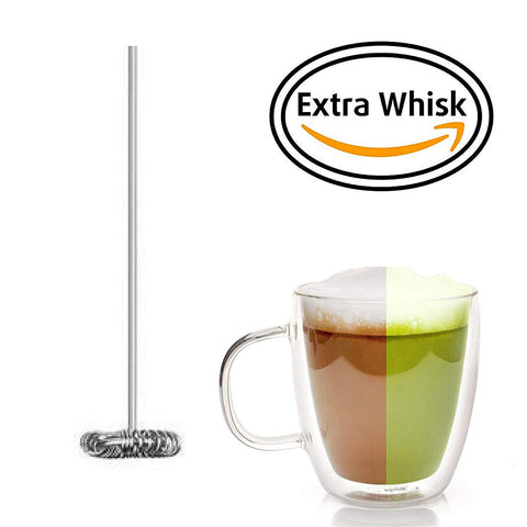 Image of InstaCuppa Extra Replacement Whisk For Milk Frother With Stand - Accessory