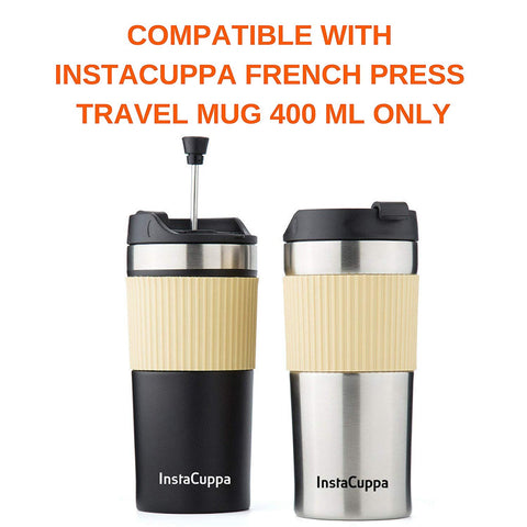 Image of InstaCuppa Travel French Press Flip Top Sipper Lid Add On
