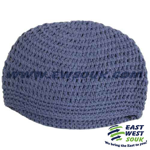 Kufi Cap For Boys - Knitted