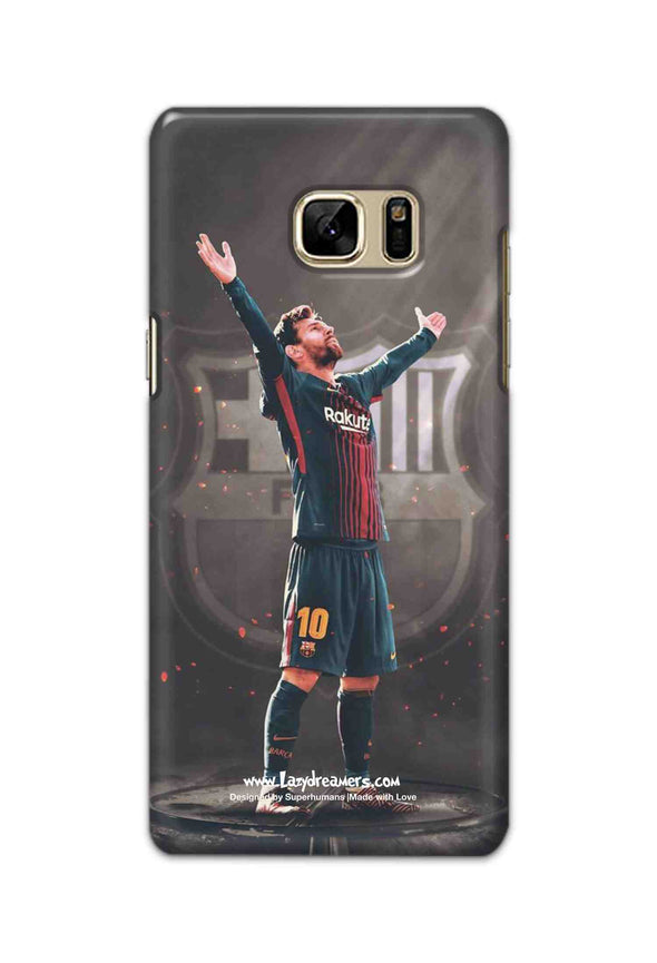 Samsung Galaxy Note7 - Lionel Messi Celebration
