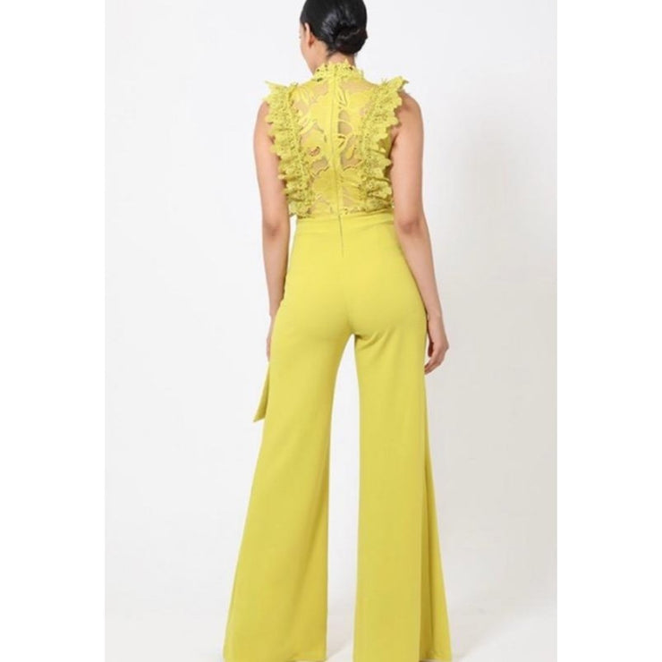 Couture Jumpsuit