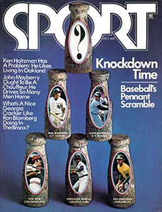 October 1973 SPORT Cover