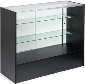 4' Full Vision Panel Sided Display Case - Econoline Series Showcase
