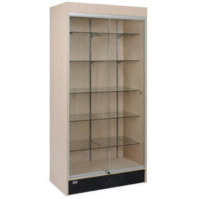<strong>Panel Side Wall Case Display Cabinet 3' Wide</strong>