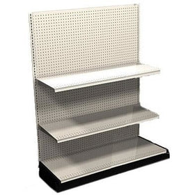 <strong>Used 3' endcap unit with 2 shelves</strong>