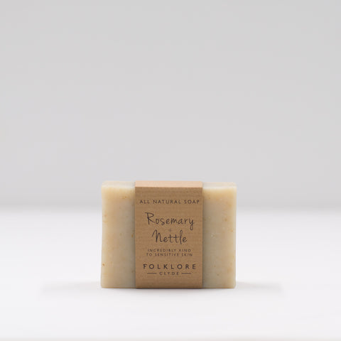 Folklore Soap - Rosemary and Nettle