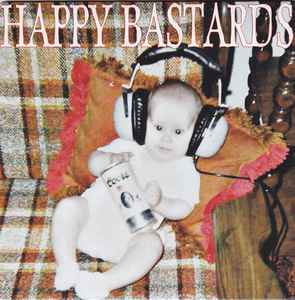 Happy Bastards / Kismet-HC split 7""