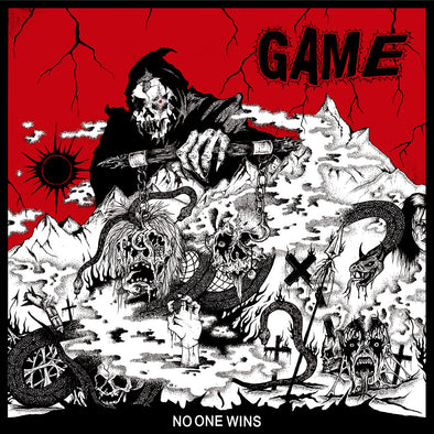GAME - No One Wins LP