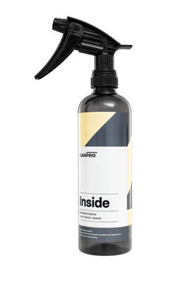 CarPro Inside (Cleaner/Concentrate) 500ml (17oz) - Detailing Connect