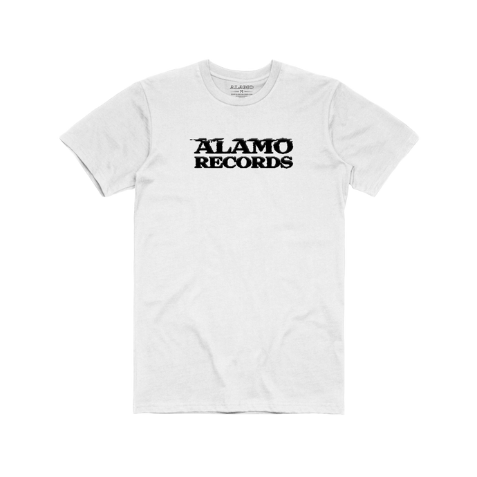 Distorted T-Shirt - White