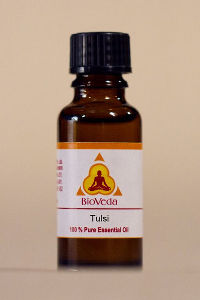 Bio Veda Tulsi Essential Oil - Ayurvedic Products
